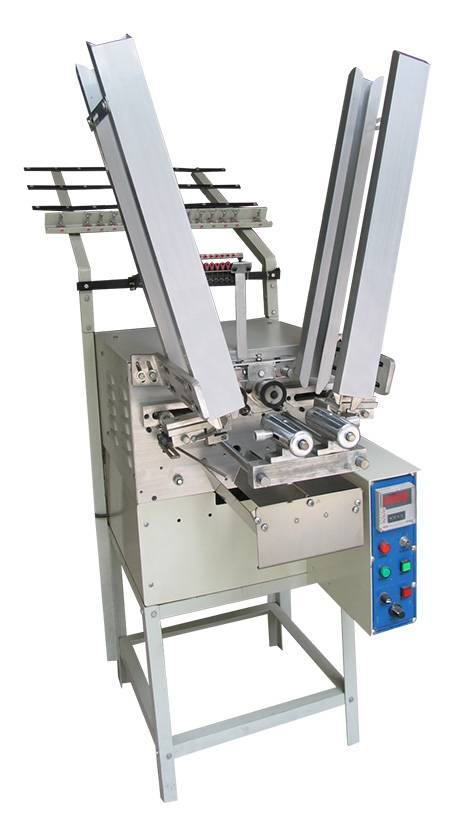 full automatic double spindle weft yarn winding machine for braiding machine