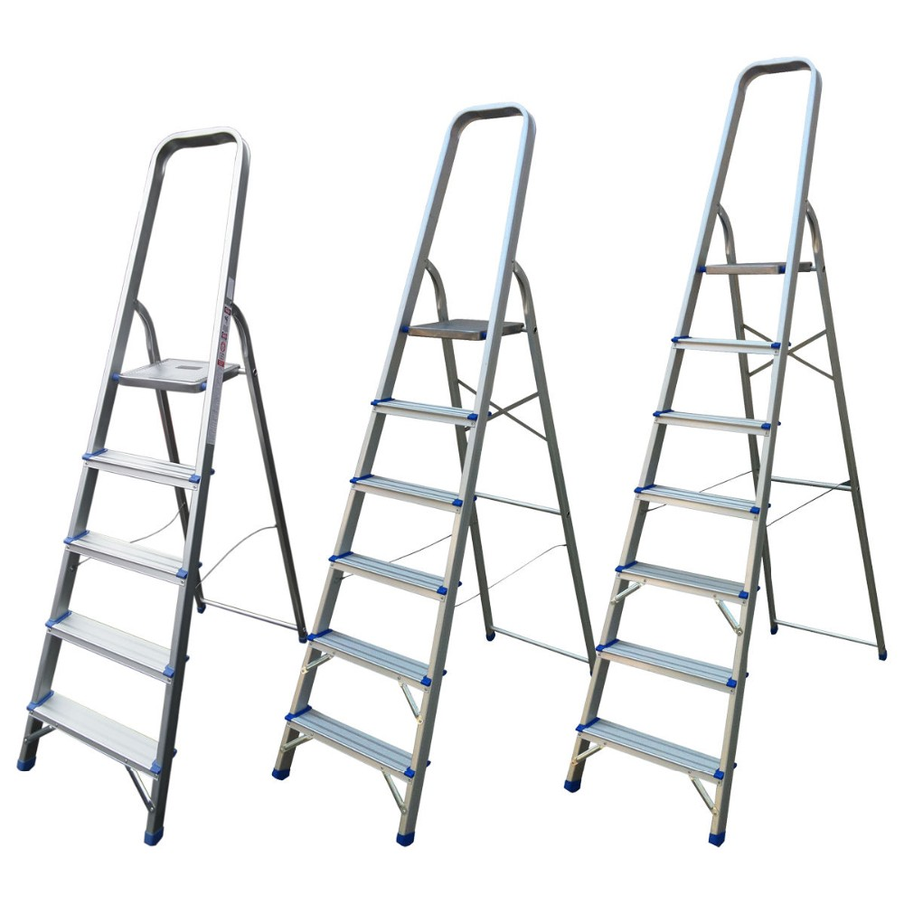 En131 Approved Aluminum Multi-Purpose Hinge Joint Ladder 5step 6 Step 7 Step 8 Step