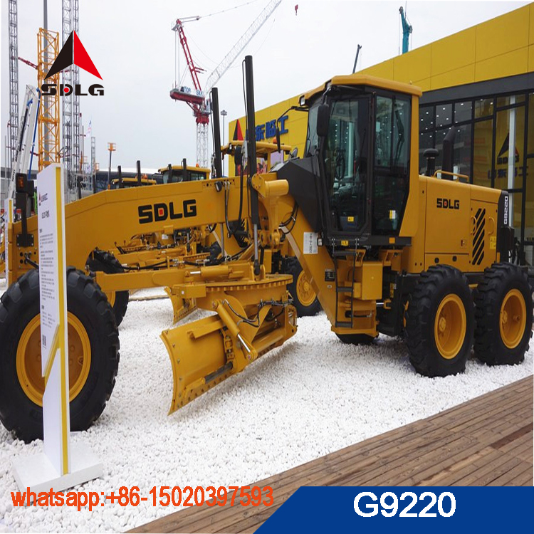 20T motor grader SDLG brand G9220 with best quality and low price for sale