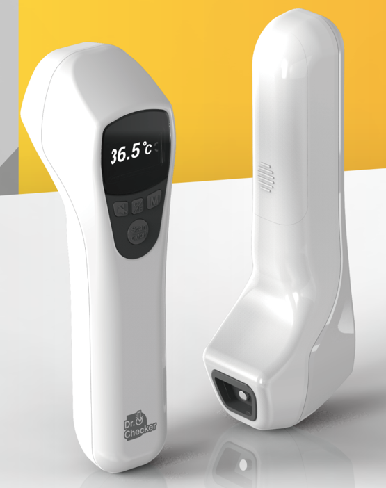 Non-contected Infrared Thermometer