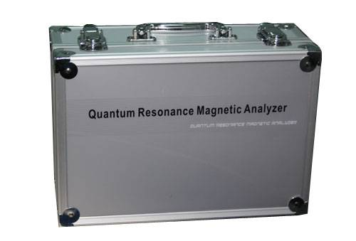 Third Generation quantum resonance magnetic analyzer