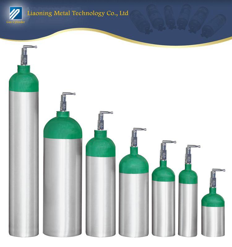 4L(LWH140-4-15) Medical Cylinder