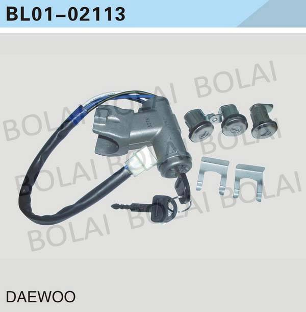 USE FOR DAEWOO DAMAS KEY SET/IGNITION SWITCH 94583112/371 S1-85004-000