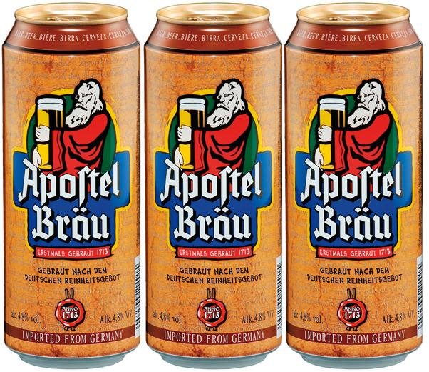 APOSTEL BRAU beer