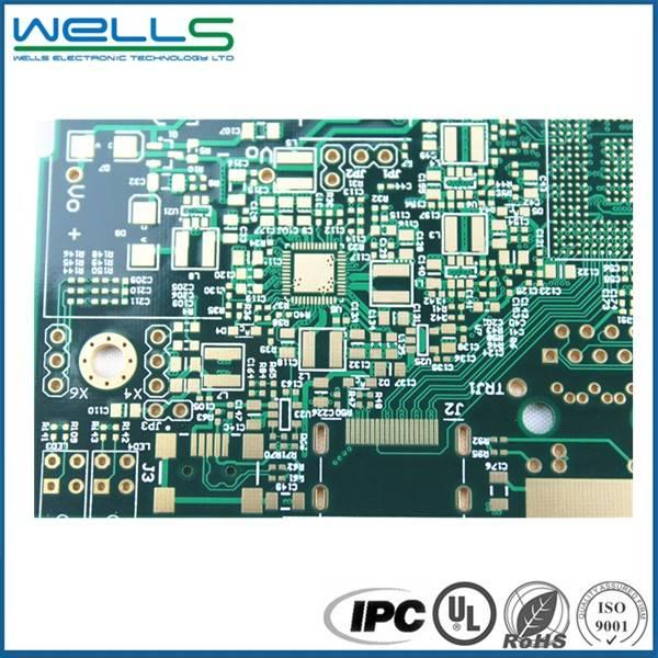 100% Test Shenzhen 94v0 Circuit Pcb Board Manufacturer