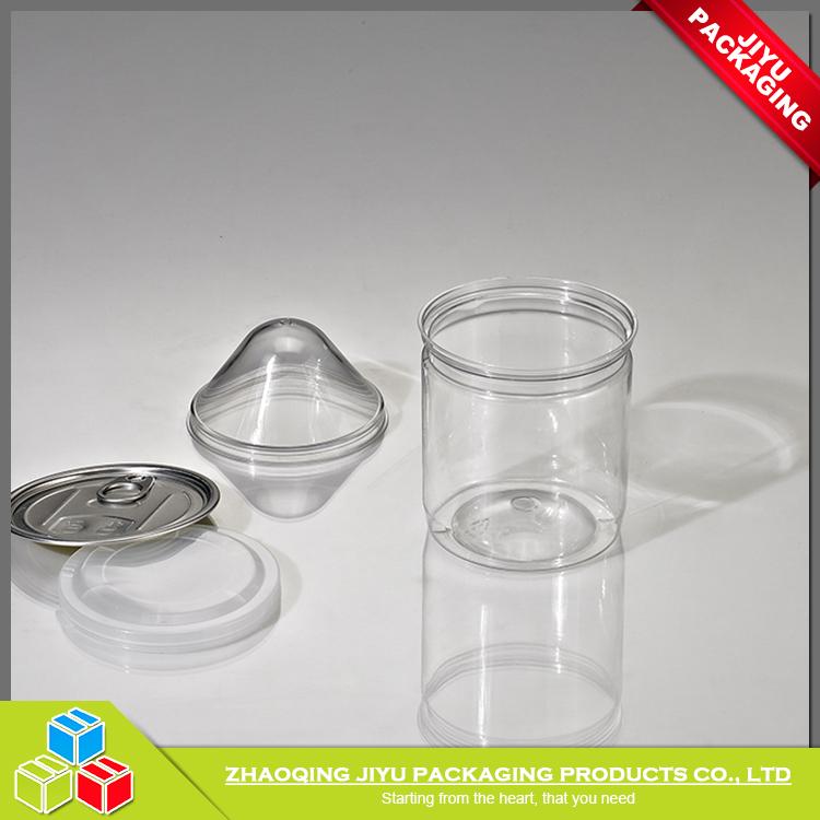 380ml PET Plastic bottle for dried fruit