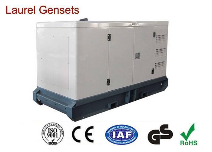 15kw Diesel Generator Set Water Cooling 4 Stroke 1500rpm / 1800rpm