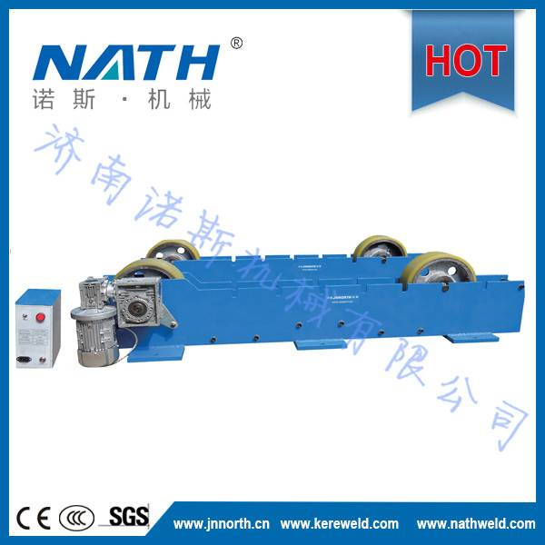 6000kg welding Using turning roller