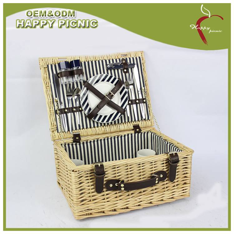 Picnic Basket for 2 person
