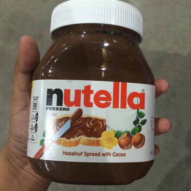 Nutella Chocolate 350g 750g 1000g