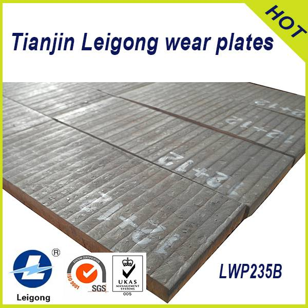 Tianjin leigong abrasion resistant wear plate/wear plates