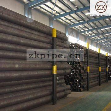 black seamless steel pipe API 5L