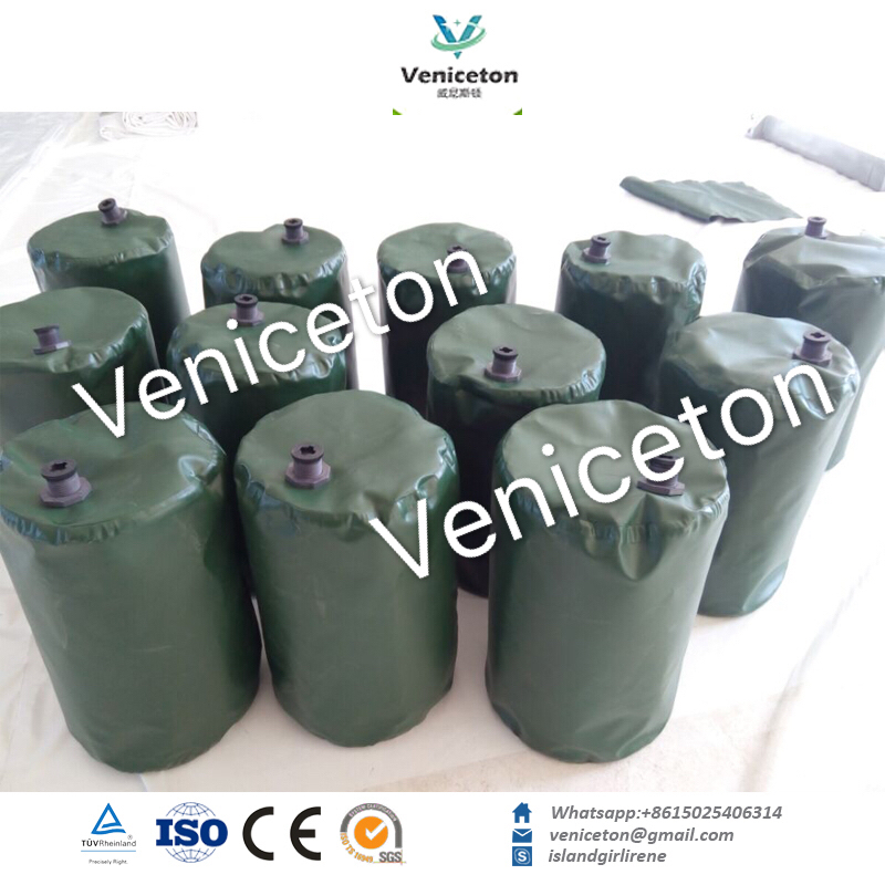 Veniceton Custom Size High Quality Soft Water Bladder Oil Bladder