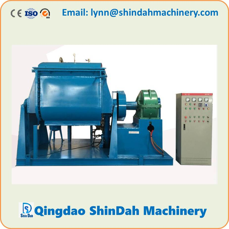 Sigma Kneader, Z Blades Mixer, Kneader Extruder, Sigma Mixer Applied in Chewing Gum, Sugar Paste