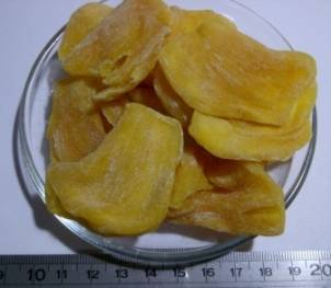 Dried Jackfruit from Thailand