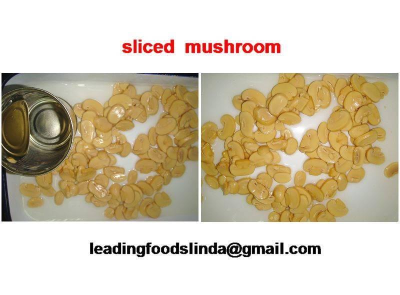 canned mushroom sliced