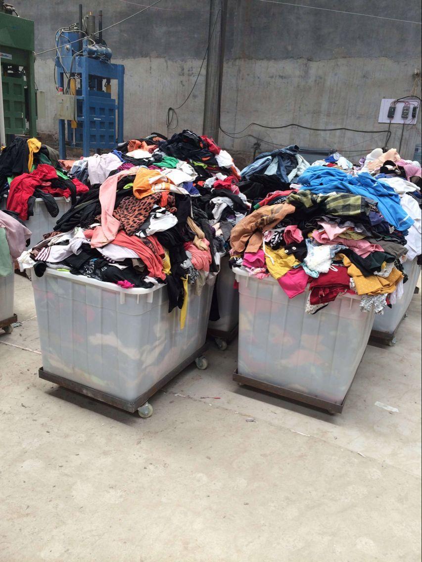 used clothing