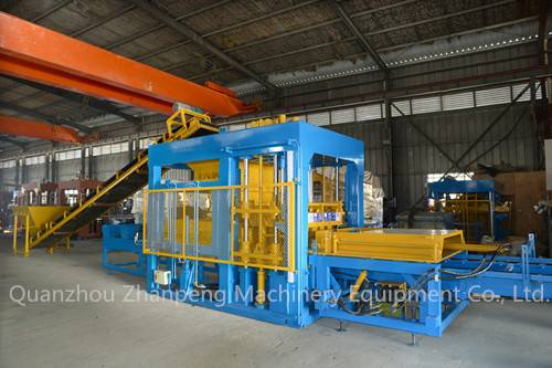 Made in China Automatic Block Machine