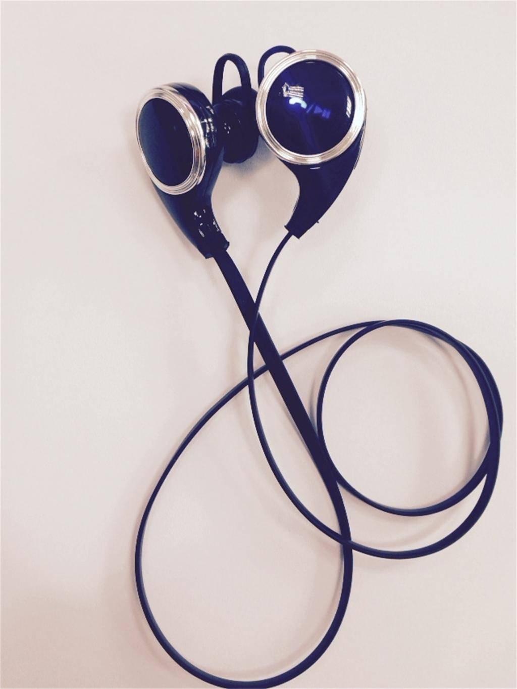 Q8 mini Sport wireless Bluetooth stereo headphone neckband in-ear music earphone handsfree for smar