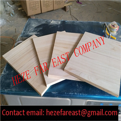 paulownia breaking boards / taekwondo wood breaking board