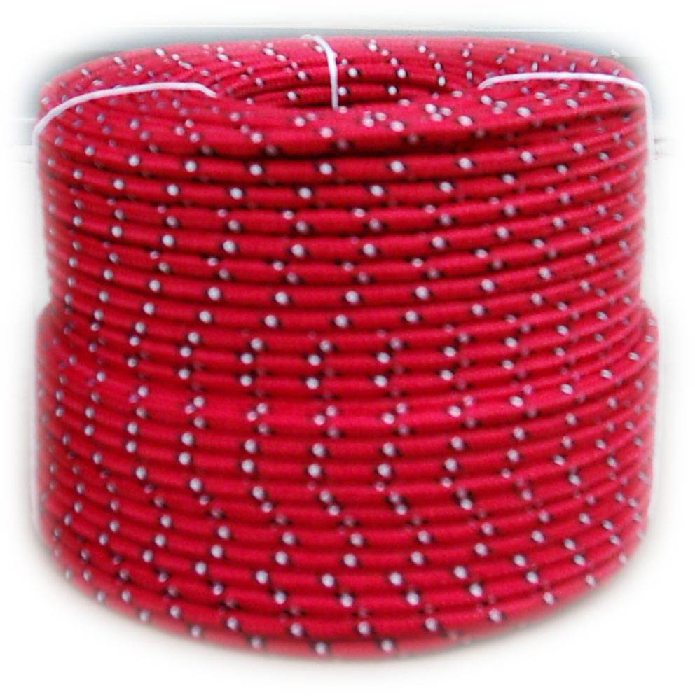 BRAIDED ROPES, COTTON ROPES, TWINES, WICK