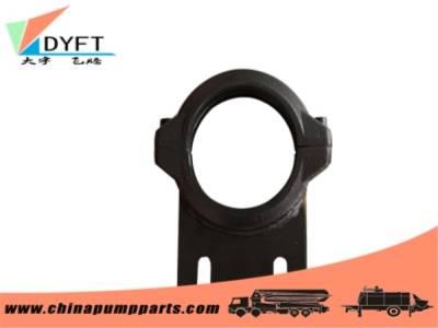 concrete pump pipe clamp