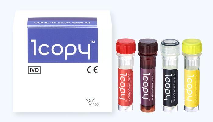 1copy™ COVID-19 qPCR 4plex Kit