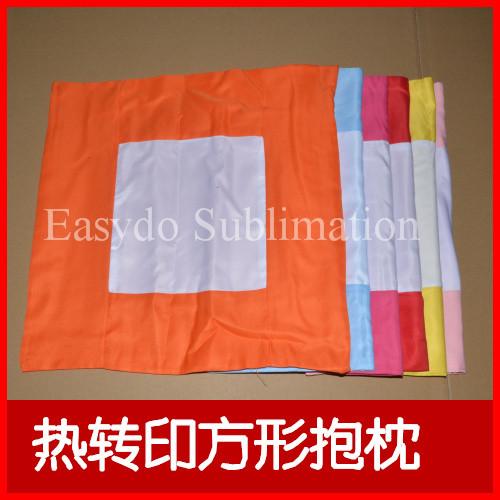 blank sublimation square pillow case