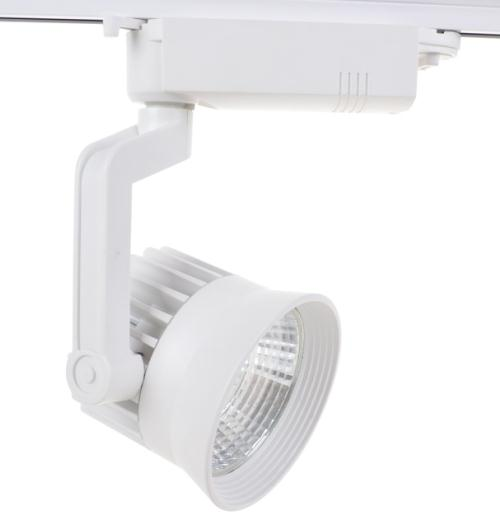 80 lm/W CRI>80 track light Imported CREE & EPSTAR COB Chip