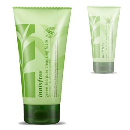 Green Tea essence Moisturizing Cleansing Cream