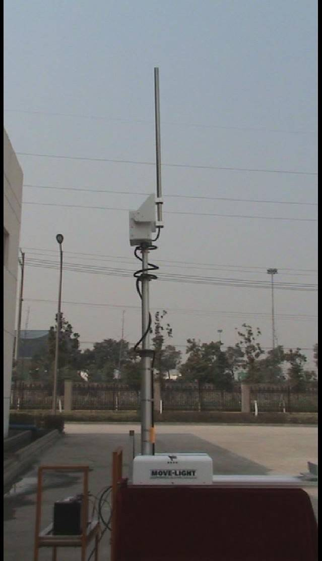 YTX-2M antenna lifting support
