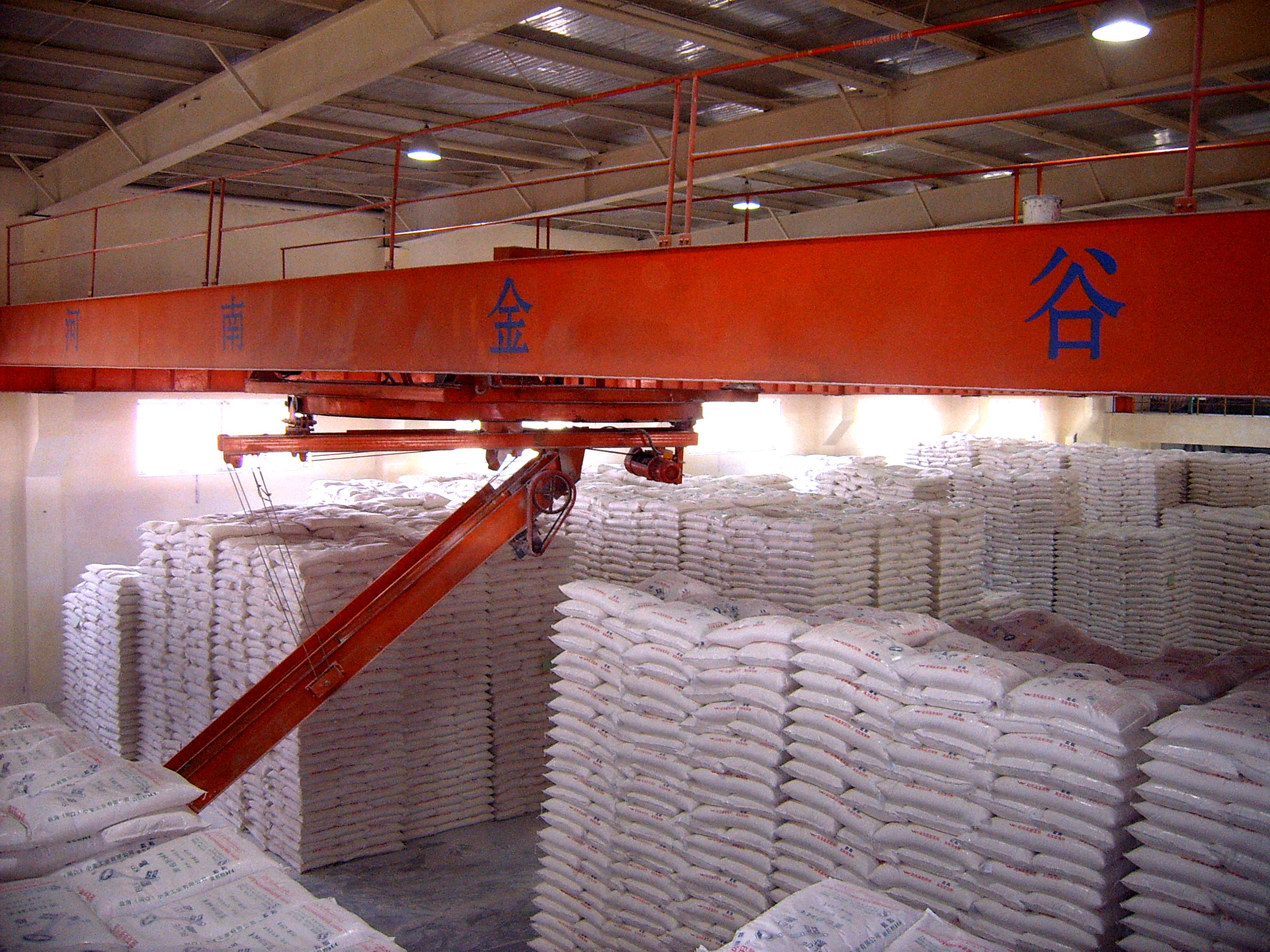 Bridge Bag Stacker
