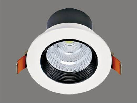 COB Anti glare 5W led down light led spot light Led shop light led ceiling light