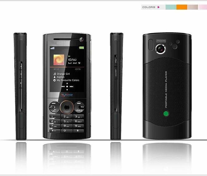 Quad band dual standby TV mobile phone JC902S