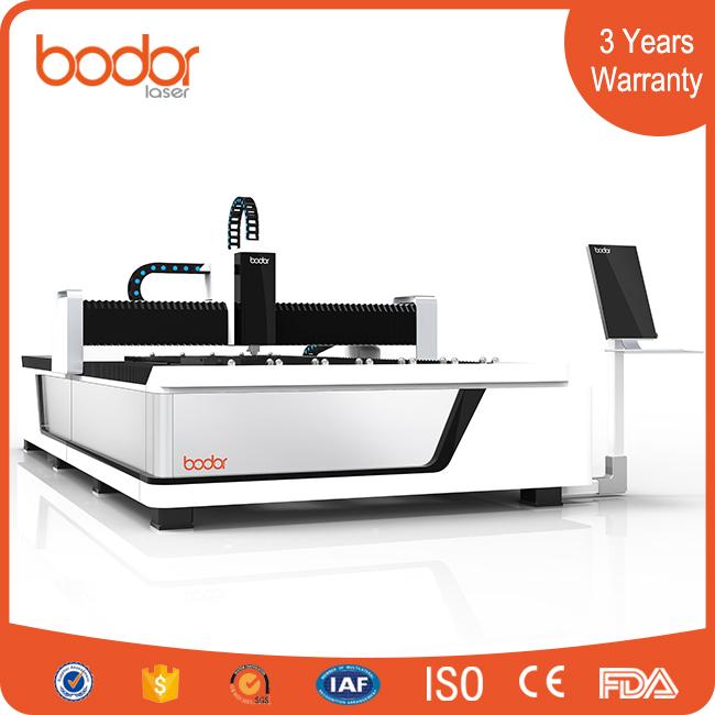 metal sheet fiber laser cutting machine swiss design with 3years warranty