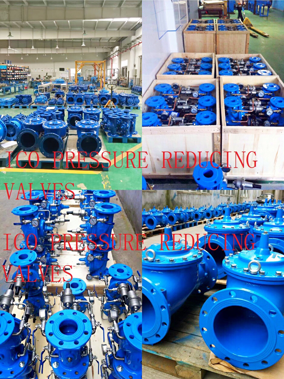 Pressure Reducing Vavle (PRV)