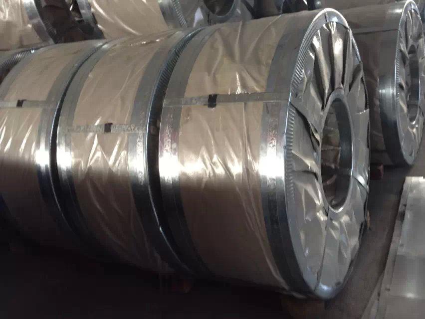 Z100 hot dipped galvanized steel strip/GI strip