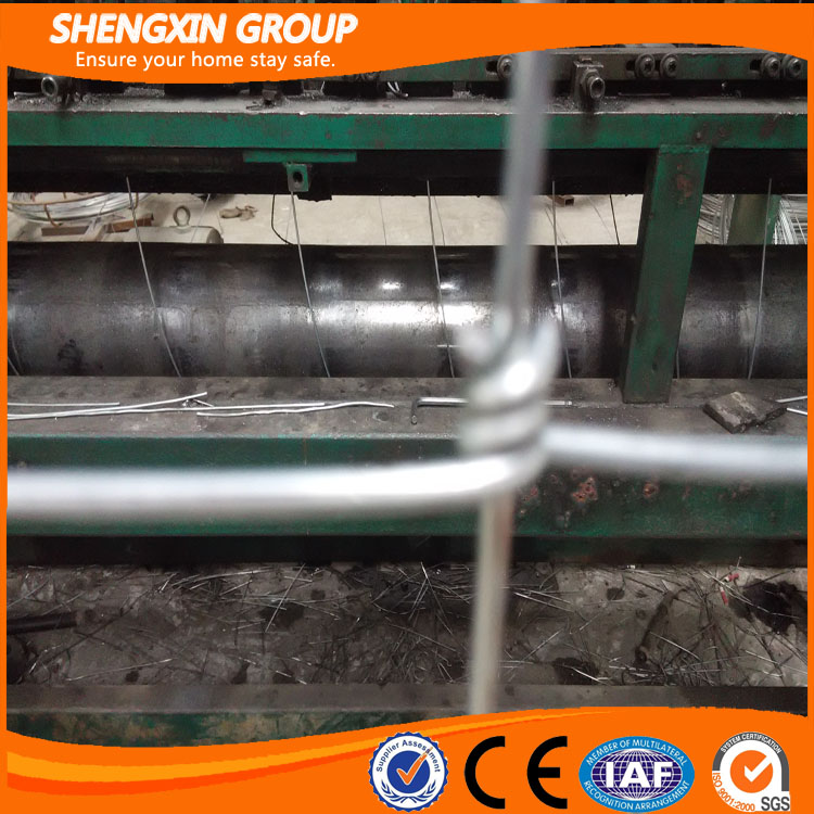 galvanized field fence iron wire cattle mesh fence
