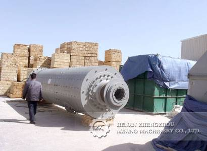 High grinding efficiency Raw mill