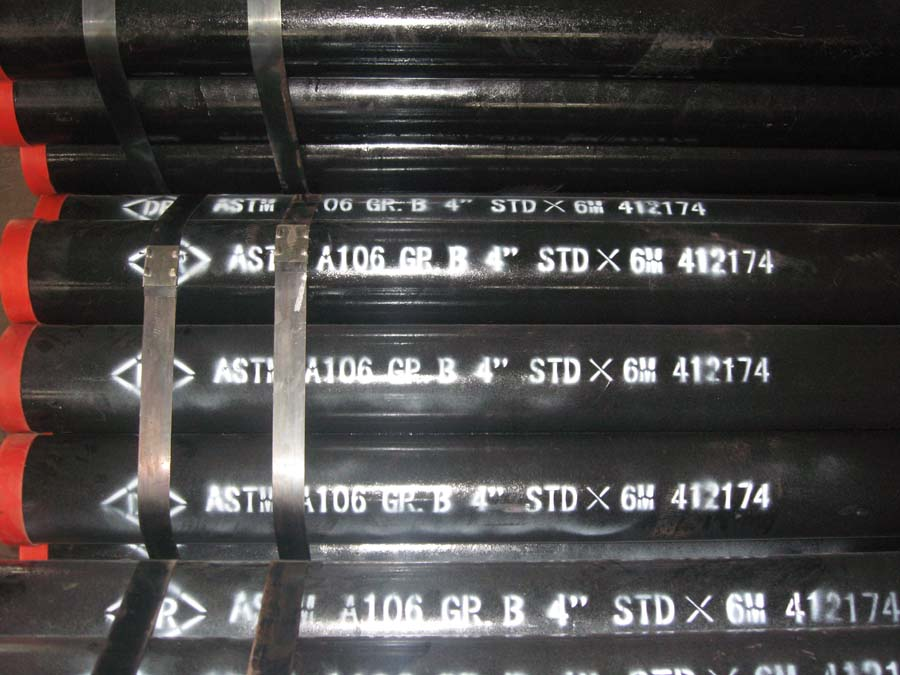 a106 pipe material