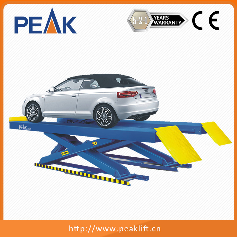 Professional Electric-Air Control Scissor Car Lift (PX09)