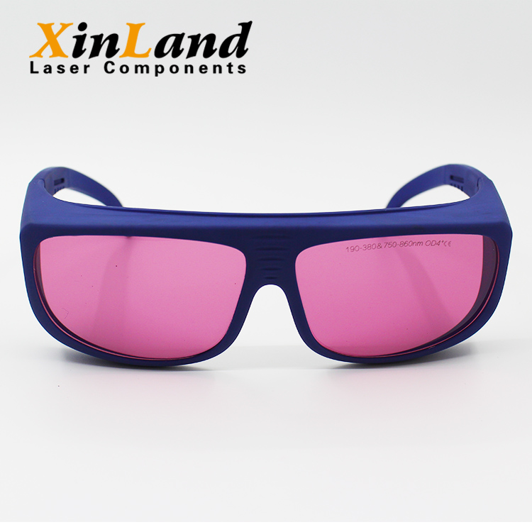 Hot selling funny cheap industrial 190~380nm safety glasses prescription