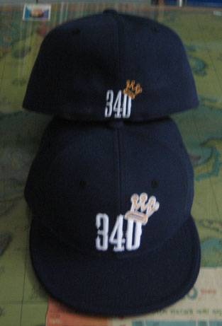 Custom Fitted Hats