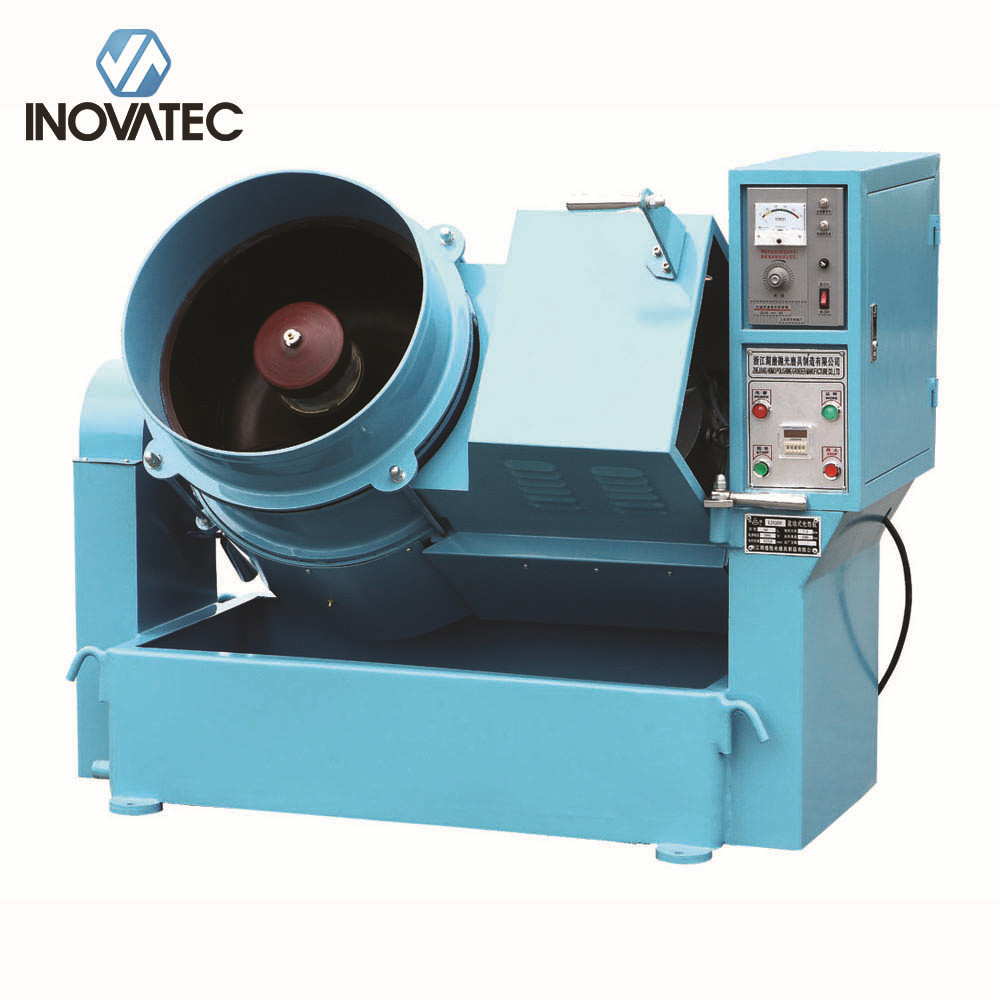 Centrifugal disk finishing machine - centrifugal disc polishing machine
