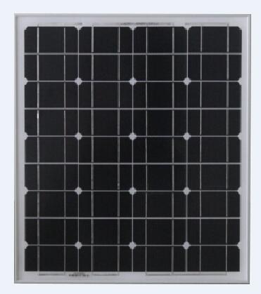 mono-crystalline solar system 50W