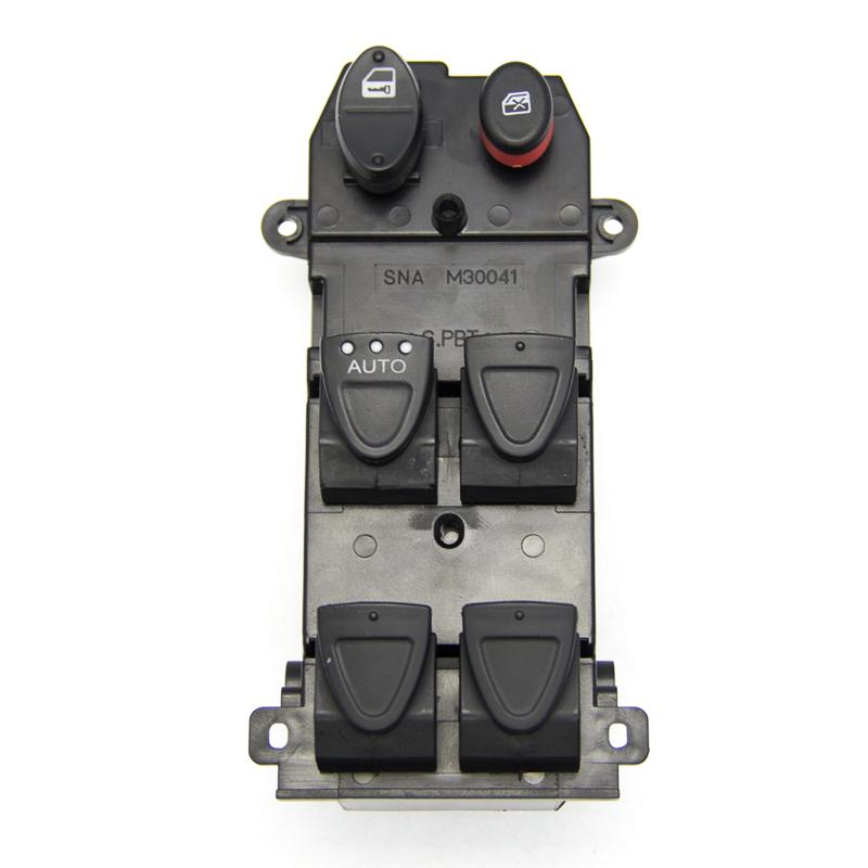 NEW Power Window Control Main Switch Electric Window Switch For Honda