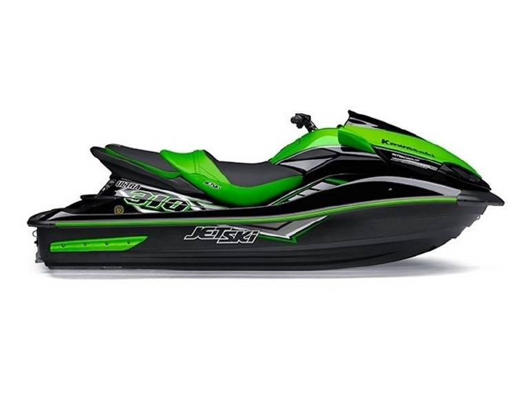 2016 Kawasaki Ultra 310R