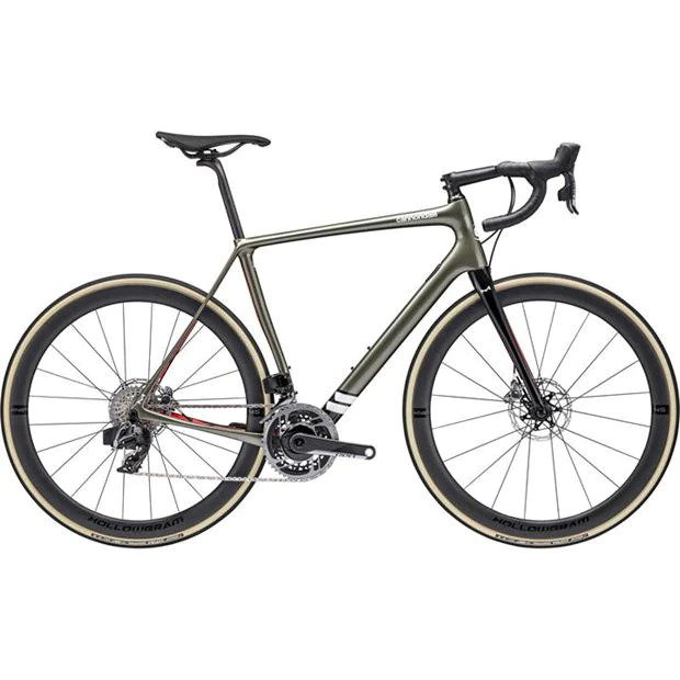 Cannondale Synapse Hi Mod Red Etap 2020 Road Bike Grey