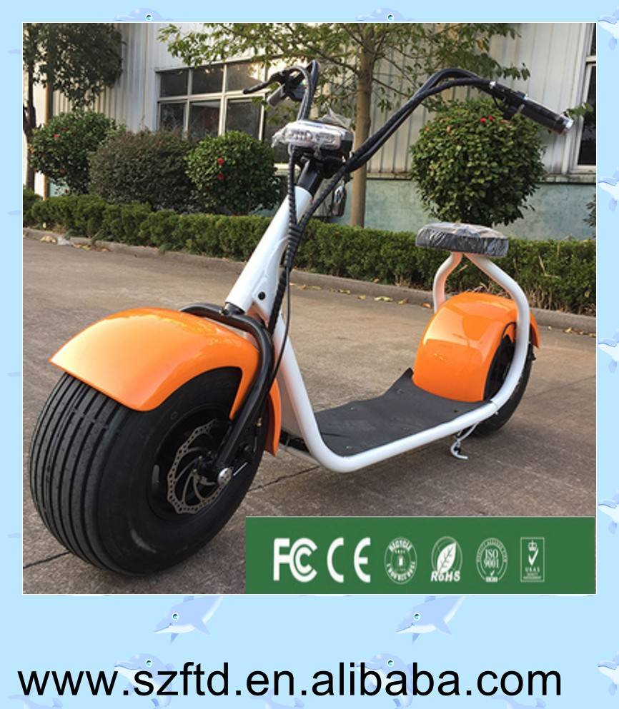 Futengda cheap 2 Big Wheel Electric Mobility Electronic Balance Scooter