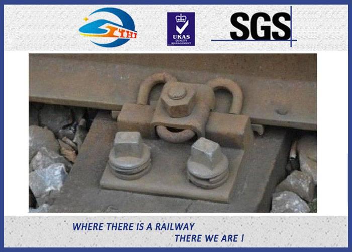 ZhongYue W2 SKL2 Railway Fastening System Standard Fastener on Railroad